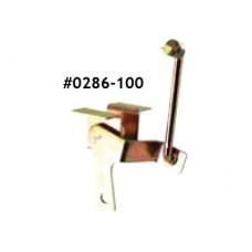 Dźwignia linki gazu zestaw T2 08/67-07/72