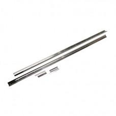 Aluminiowe szyny faldachu Type 2 (set)
