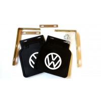 Chlapacze z logo VW komplet