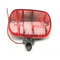 Lampa przeciwmgielna tył czerwona plastikowa
