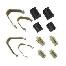 Gumy i opaski przedniego stabilizatora Garbus 65- oryginalne