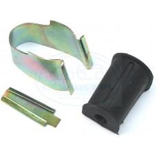 Gumy i opaski przedniego stabilizatora T2 68- jedna strona