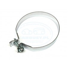 Chromowana opaska alternatora/prądnicy