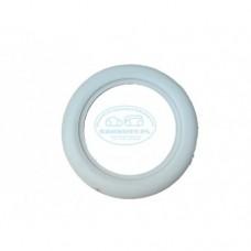 Biały ring (BIG) 14 cali wysokość 7,5 cm (4szt)