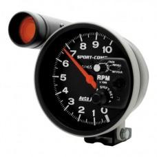 Obrotomierz Autometer 10000RPM S.L.& MEMO
