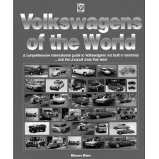 Książka: VW&#39S OF THE WORLD