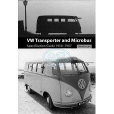 Książka: VW TRANSP.1950-1967