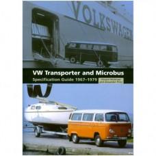 Książka: VW Transpporter 1967-79