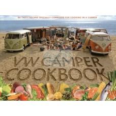Książka: VW Camper Cookbook