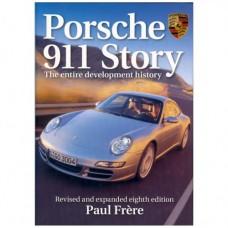Książka: Porsche 911 story