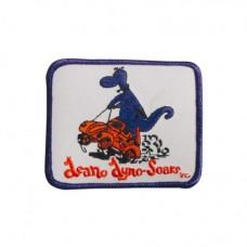 Naszywka Flat4 ''D D S'' badge