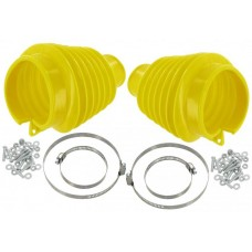 Manszeta Swing Axle skręcana żółta (para)