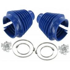 Manszeta Swing Axle skręcana niebieska (para)